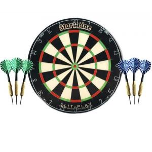 Комплект для игры в дартс Elit-Play BL-1818A Start Line