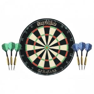 Комплект для игры в дартс PRO-Play BL-1818B Start Line