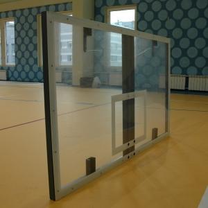 Баскетбольный щит Игровой 1800x1050mm поликарбонат 10mm IMP-A01/АТ160