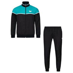Костюм Butterfly Sport Suit M KOSAY Black/Turquoise
