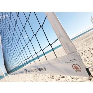 Сетка для пляжного волейбола 8.5m 3mm Black 14449075001 EL LEON DE ORO