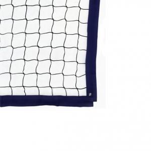 Сетка для пляжного волейбола Professional 8.5m 3mm Black 15095029004 KV.REZAC