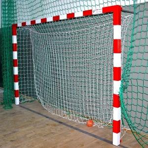 Сетка-гаситель для ворот гандбол/минифутбол 3mm White 10449530000 EL LEON DE ORO