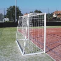 Сетка-гаситель для ворот гандбол/минифутбол 2mm White 12925177 KV.REZAC