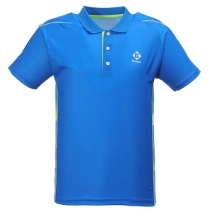 Поло Kumpoo Polo Shirt M KW-0101 Blue