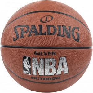 Мяч для баскетбола Spalding NBA Silver Brown 76-018Z