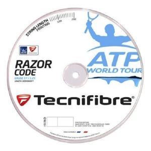 Струна для тенниса Tecnifibre 200m Razor Code White 04RRA