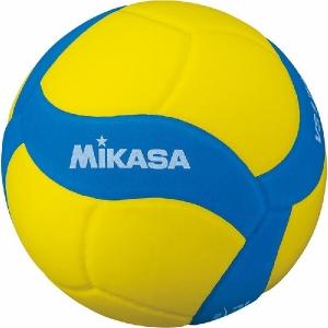 Мяч для волейбола Mikasa VS170W-Y-BL Yellow/Blue