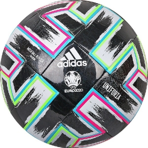 Мяч для футбола Adidas Uniforia Training Black FP9745