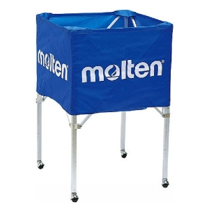 Корзина для мячей Molten Ball Trolley Basketball x18 BK0012-B