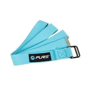 Ремень для йоги Yoga Strap Blue P2I201620 PURE2IMPROVE