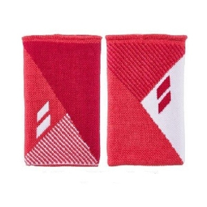Напульсник Babolat Wristband Reversible JB 5033 Red/Coral 5UA1281