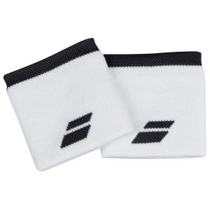 Напульсник Babolat Wristband Logo x2 White/Dark Gray 5UA1261-1011