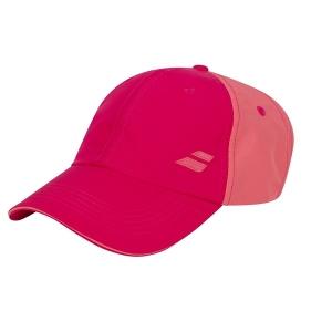 Кепка Babolat Basic Logo Pink 5UA1221