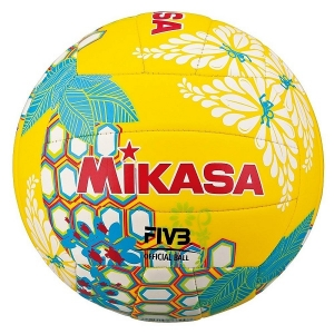 Мяч для пляжного волейбола Mikasa VXS-HS 3 Yellow