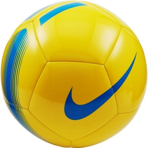 Мяч для футбола Nike Pitch Team Yellow/Blue SC3992-710