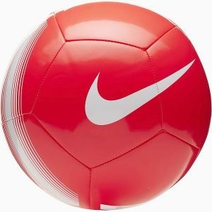 Мяч для футбола Nike Pitch Team Red/White SC3992-610