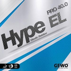 Накладка Gewo Hype EL Pro 40.0