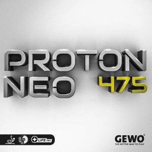 Накладка Gewo Proton Neo 475