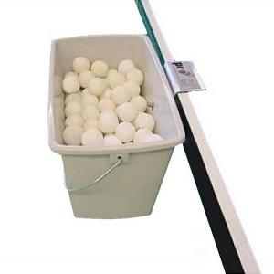 Корзина для мячей Gewo Ball Basket Table Tennis Gray Box x180