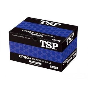 Мячи TSP CP Training Balls 40+ Plastic ABS x60 White