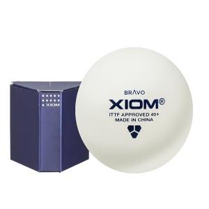 Мячи XIOM 3* Bravo 40+ Plastic ABS x6 White