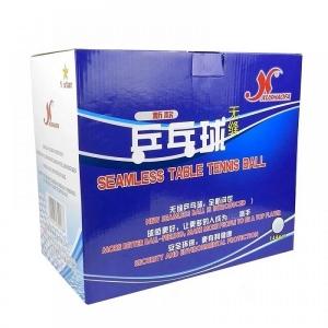 Мячи Xushaofa 1* SL Premium Training 40+ Plastic x144 White