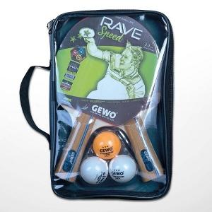 Набор для настольного тенниса Gewo Rave Speed (2r, 3b)