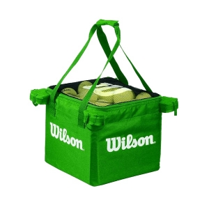 Корзина для мячей Wilson Teaching Cart NoLegs x150 Green WRZ541200