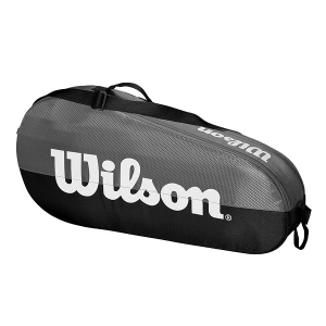Чехол 1-3 ракетки Wilson Team 1 Comp Gray WRZ854903