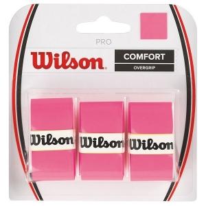 Обмотка для ручки Wilson Overgrip Pro x3 Pink WRZ4014PK