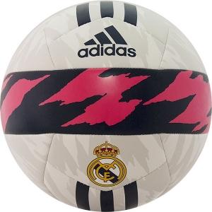 Мяч для футбола Adidas RM Club White/Pink FS0284