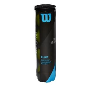 Мячи для тенниса Wilson Tour Premier 4b WRT119400