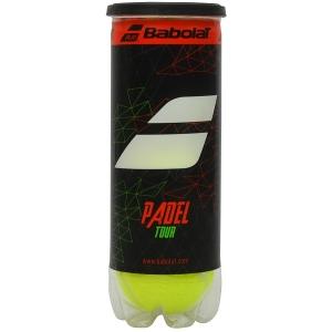 Мячи для тенниса Babolat Padel Tour 3b 501063