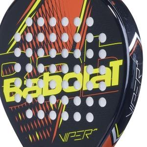 Ракетка для Paddel Babolat Junior Viper Black/Orange 150083