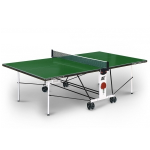 Теннисный стол Start Line Outdoor Compact LX 2 Green 6044-11