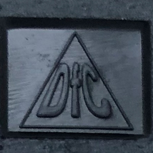 Гантель 1kg x2 DB001-1 DFC