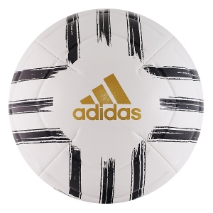 Мяч для футбола Adidas Juve Club White/Black GH0064
