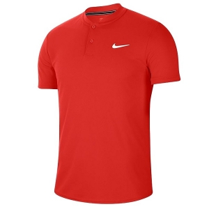 Поло Nike Polo Shirt M Court Dry Red AQ7732-636