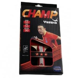 Ракетка Yasaka Champ 3*