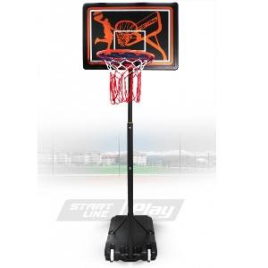 Стойка баскетбольная Start Line Junior 018F мобильная S018F