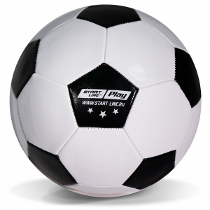 Мяч для футбола Start Line FB5 White/Black