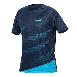 Футболка Yasaka T-shirt M CALISTO Blue/Cyan