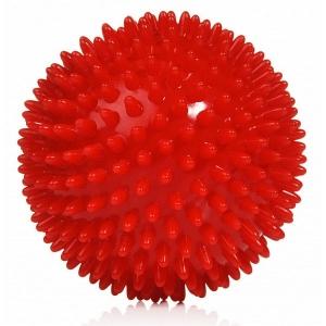 Массажный мяч 9cm Red r300109 MADE IN RUSSIA