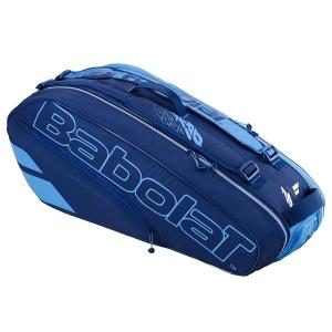 Чехол 4-6 ракеток Babolat Pure Drive Blue 751208-136