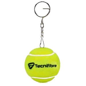 Брелок Tecnifibre Key Ring Tennis Ball 55PCLETF00