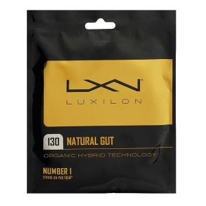 Струна для тенниса Luxilon 12m Natural Gut Natural WRZ949