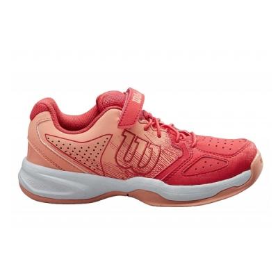 Кроссовки Wilson Junior Kaos K Pink WRS326290E