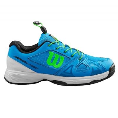 Кроссовки Wilson Junior Rush Pro QL Blue WRS324970E