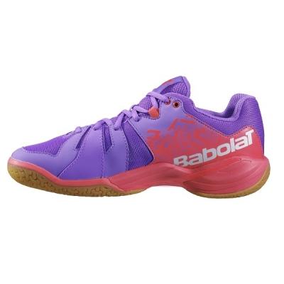 Кроссовки Babolat Shadow Spirit W Purple/Red 31S2004